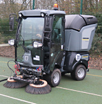 Reading Sweeper Hire - SweepRite Johnston Compact.